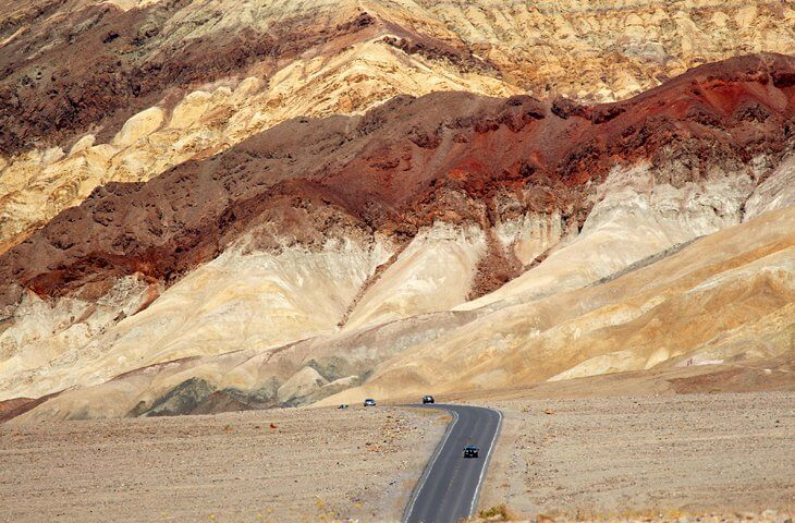Death Valley In Calfornia