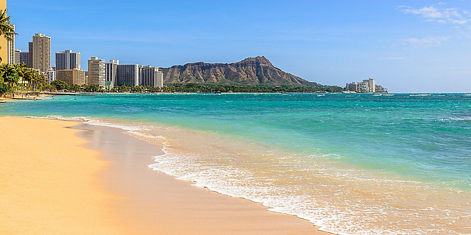 Waikiki Most Famous Places In USA