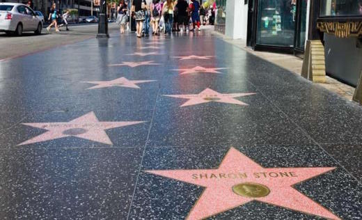 Hollywood Walk of Fame, Los Angeles