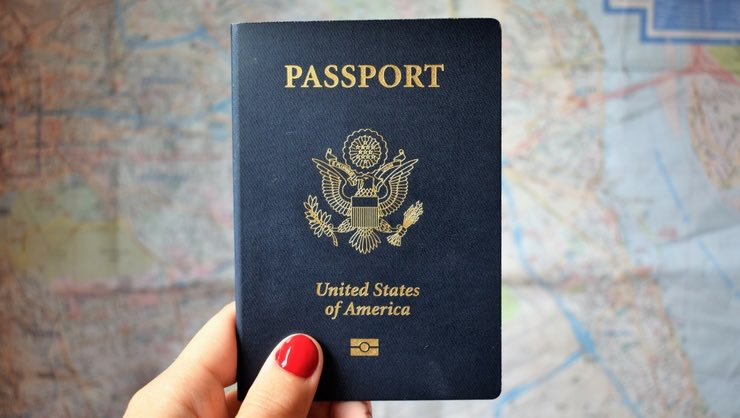 Best Passports in The world - USA