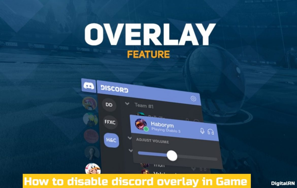 How to disable discord overlay in Game