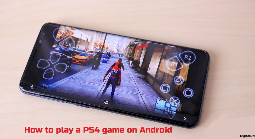 How to play a PS4 game on Android