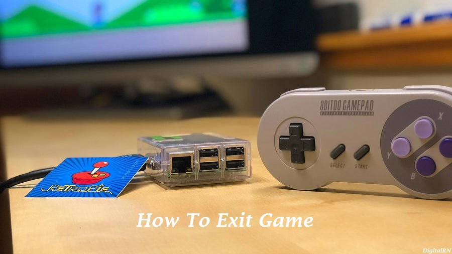 Retropie How To Exit Game