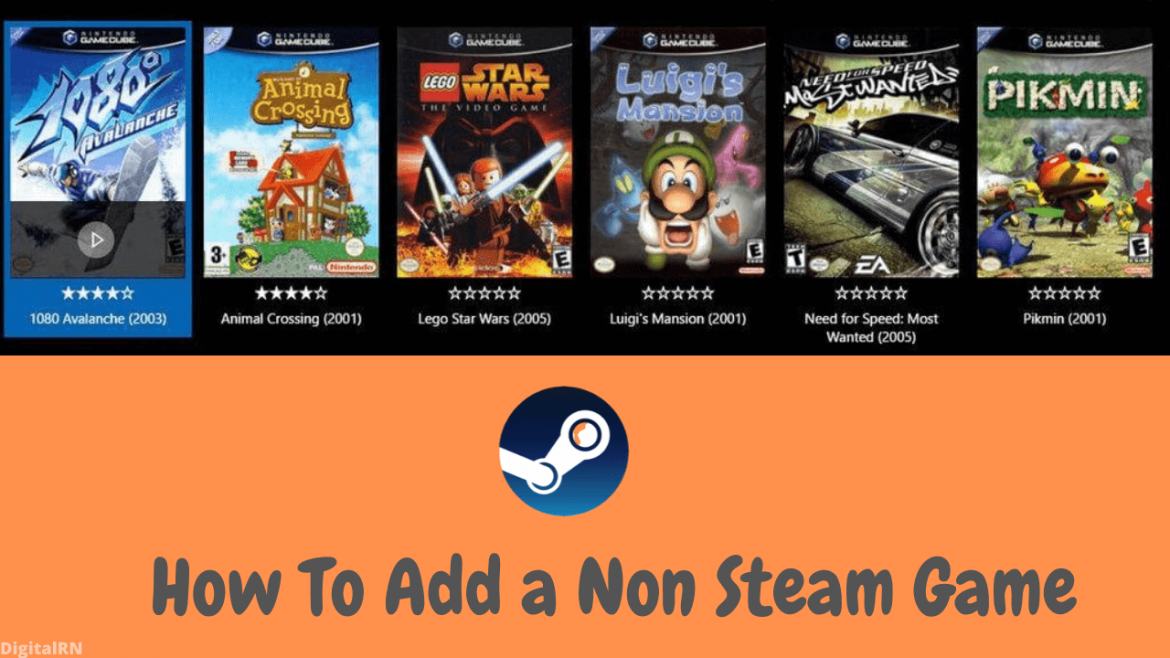 How To Add a Non Steam Game