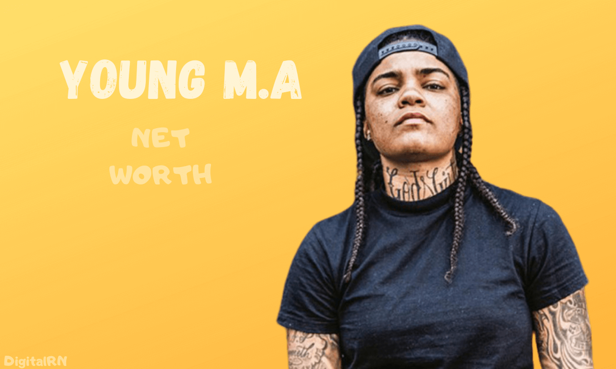 Young M.A Net Worth