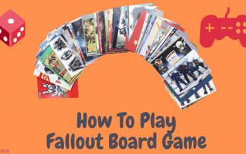 How To Play Fallout Board Game