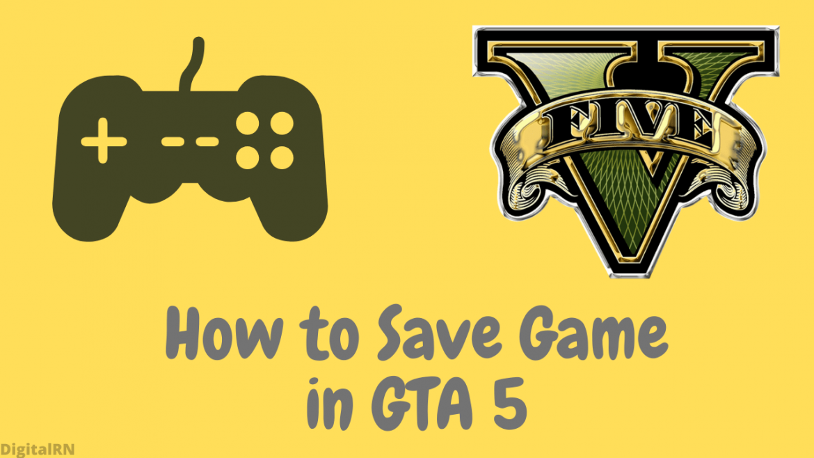 How to Save Game in GTA 5