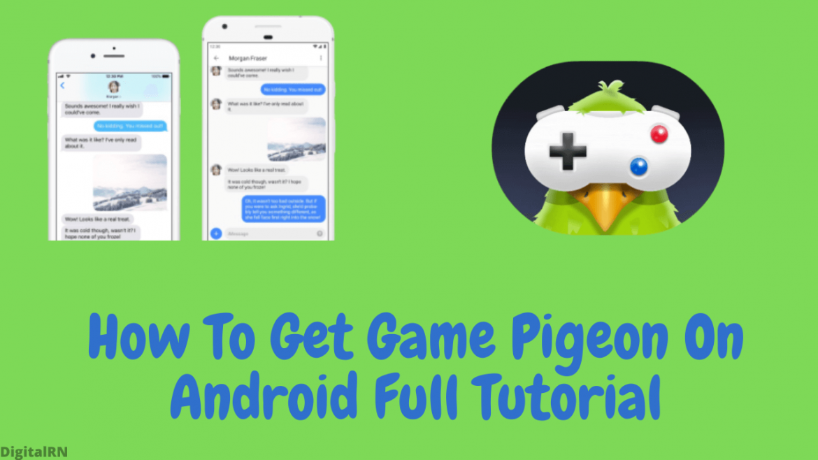 How To Get Game Pigeon On Android Full Tutorial