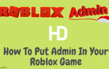 How To Put Admin In Your Roblox Game
